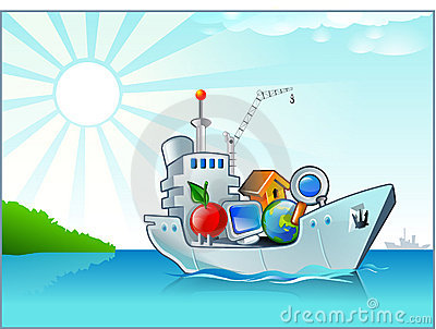 cartoon-ship-some-icons-3008528