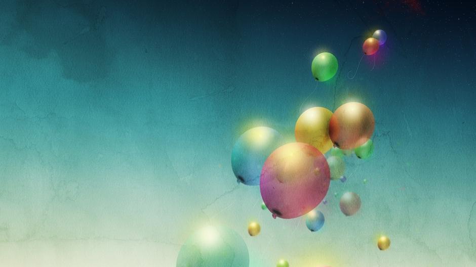 shiny-balloons