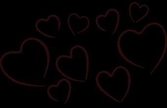 black-hearts-clip-art-8nzd0m-clipart
